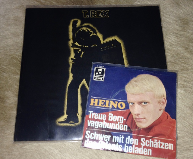 Heino und T. Rex ? Electric Warrior