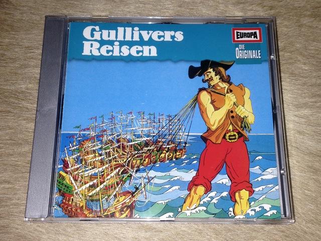 Jonathan Swift • Gullivers Reisen (Europa, CD 2008)