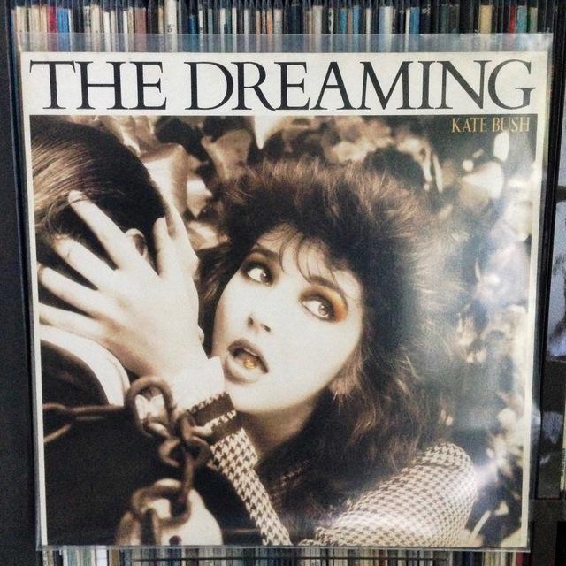 Kate Bush ?– The Dreaming (1982)