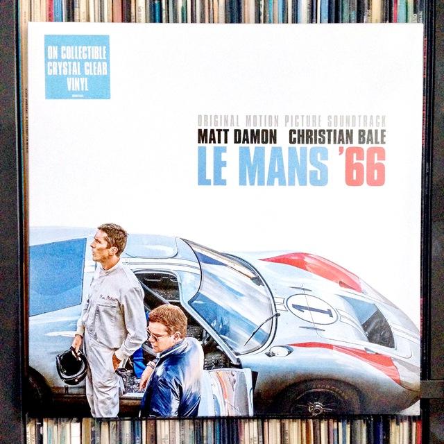 Le Mans \'66 - Soundtrack (2019)