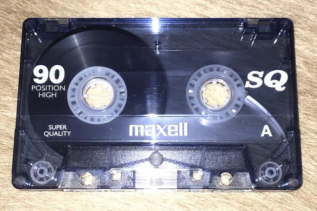 Maxell SQ C90 (2002-2005)