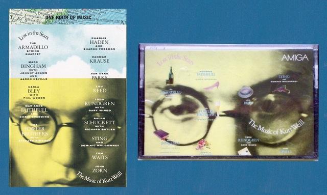 MC - The Music Of Kurt Weill
