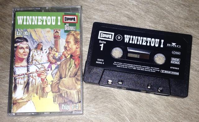 MC Winnetou I - Europa - Die Originale
