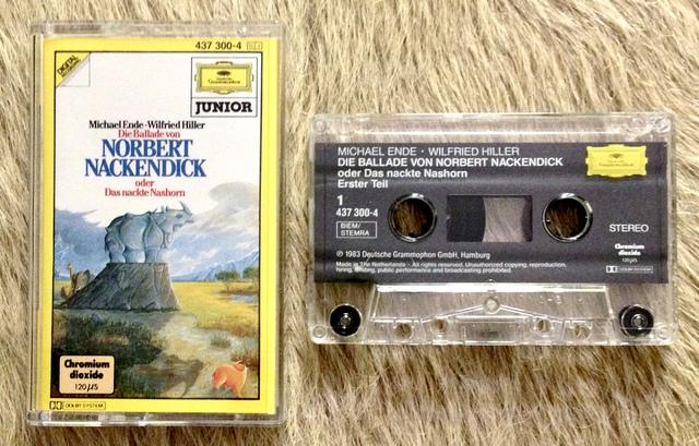 Norbert Nackendick Deutsche Grammophon
