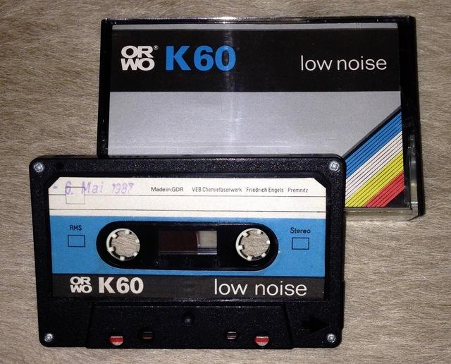 ORWO K60 Low Noise