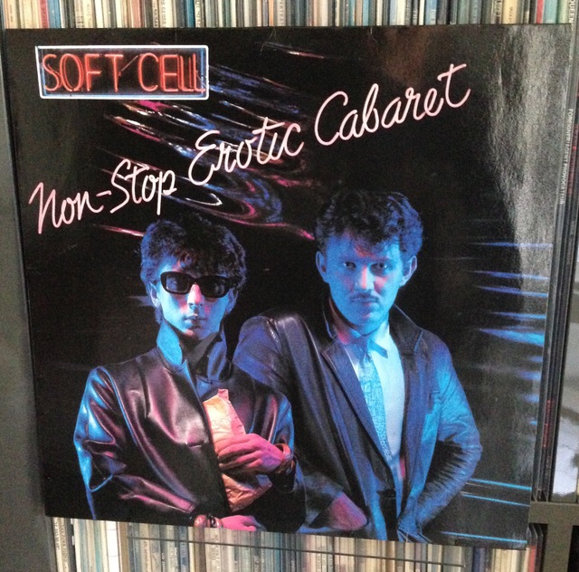 Soft Cell ?– Non-Stop Erotic Cabaret (1981)