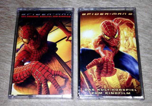 Spider-Man & Spider-Man 2 Hörspiel (2002/2004)