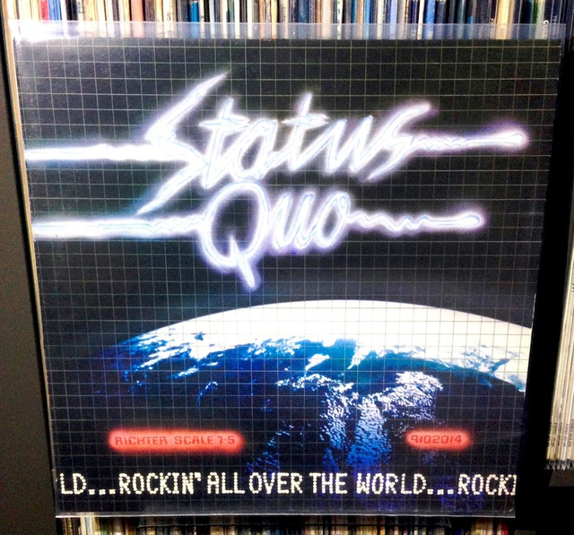 Status Quo ? Rocking all over the world (1977)
