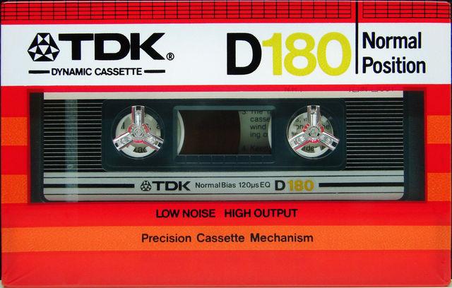 TDK D180