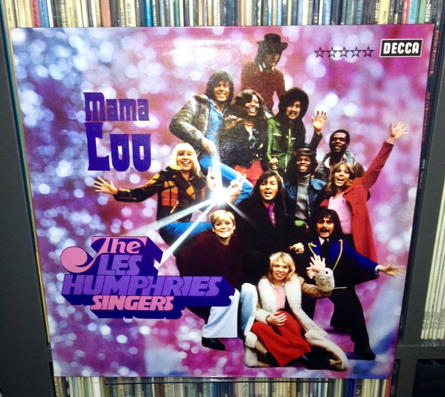 The Les Humphries Singers ?? Mama Loo (1973)