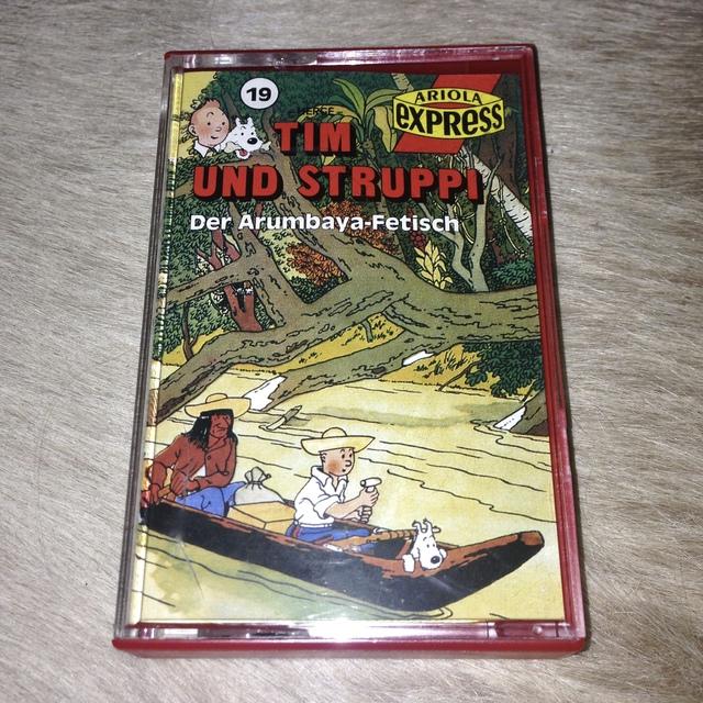 Tim und Struppi 19 - Der Arumbaya-Fetisch