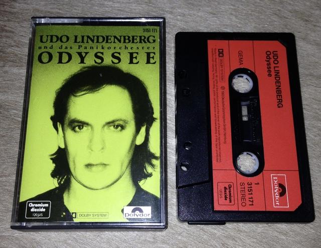 Udo Lindenberg • Odyssee (1983)