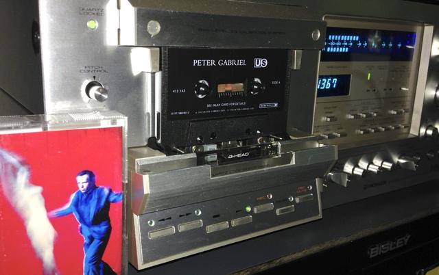 US-Peter Gabriel - Pioneer CT-F1250