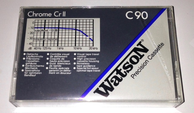 Watson Chrome CRII C90