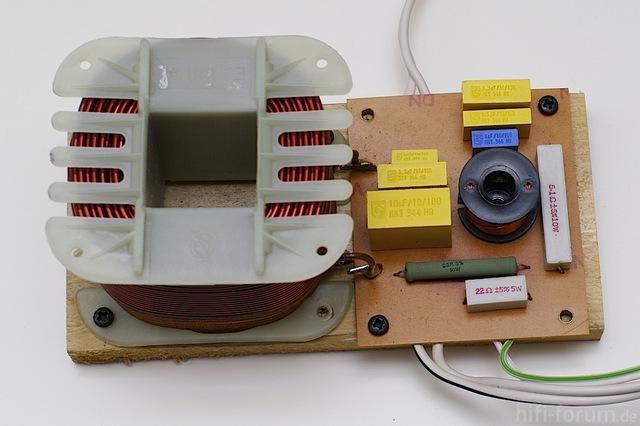 Frequenzweiche Teufel M200 - Alt Oder Neu?