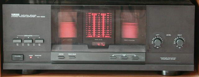 Kraftwerk Yamaha MX 1000