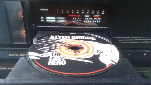 Alter Bridge - The Last Hero - Lux D-103u