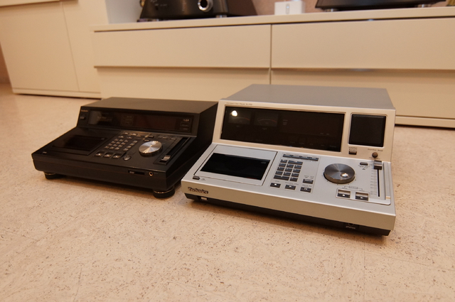 Technics sl-p50 & sl-p1300