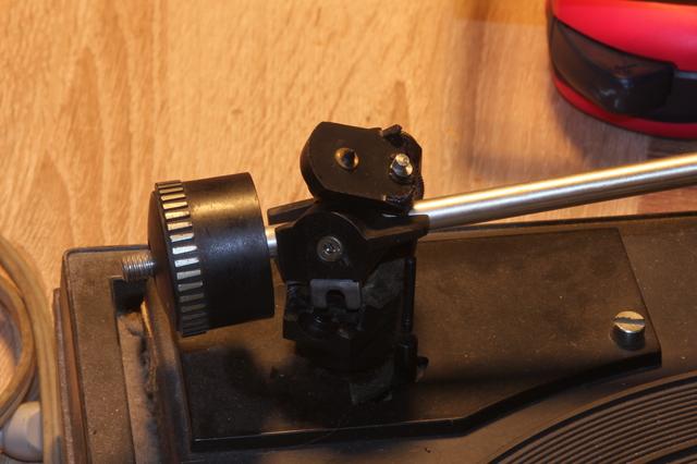 Dual CS12 Kaputter Tonarm