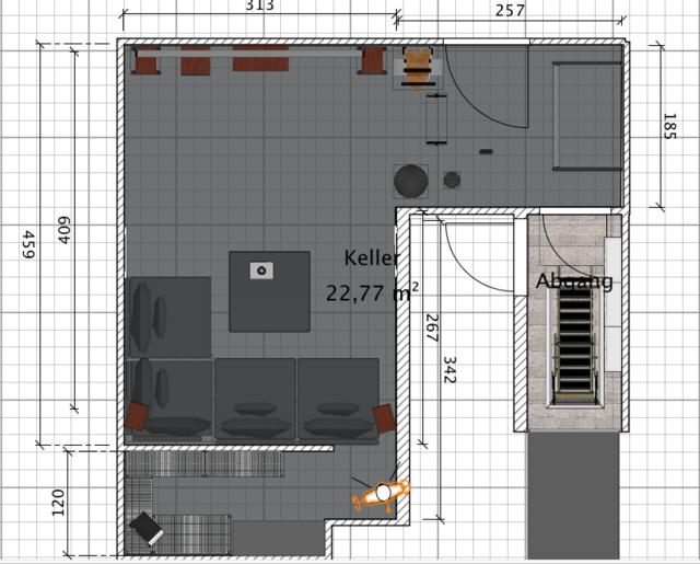 Heimkino Keller - alles ist möglich, Kaufberatung Surround ...