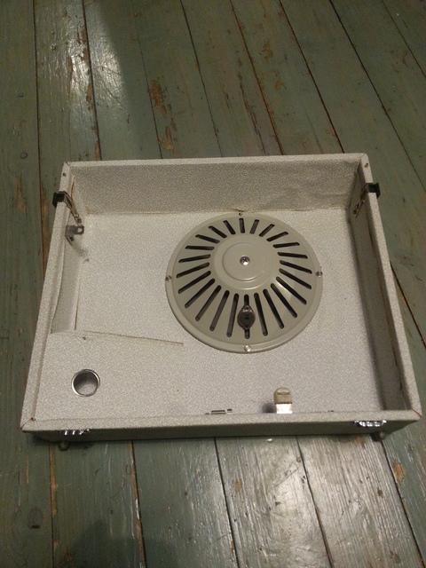 Deckel Kofferplattenspieler ähnlich DUAL P400V