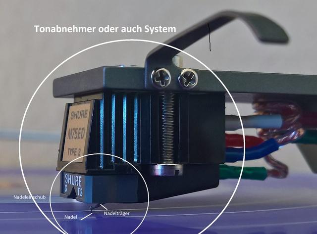 Tonabnehmer-System