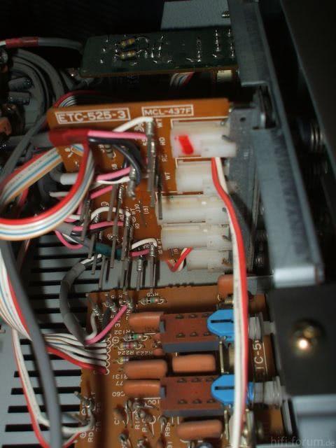 Eingangswahlschalter Dual CV 1260