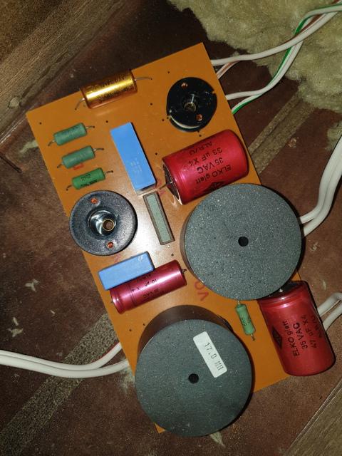 Frequenzweiche IQ4180AT-Original