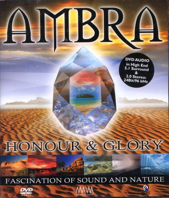 Ambra - Honour And Glory