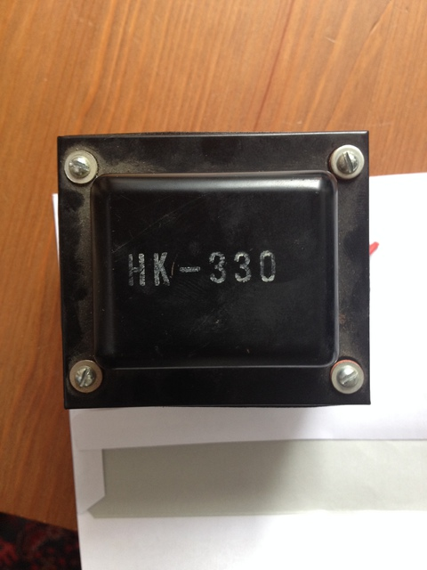 HK 330