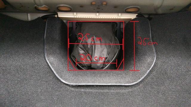 Lautsprecher Audi 80 b3 Durchladeöffnung