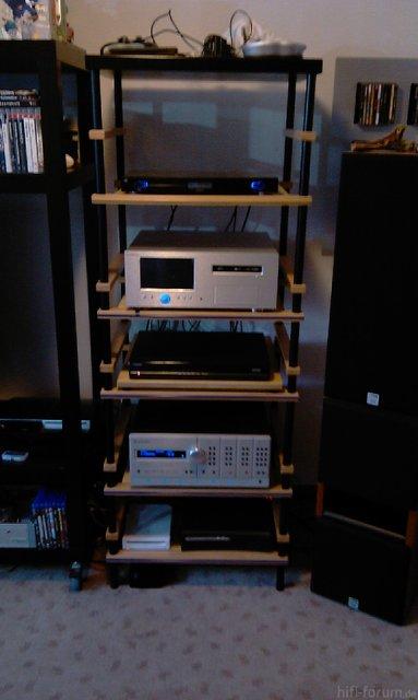 Creaktiv Audio 1 Mit Endbase Und Entkopplungsboden