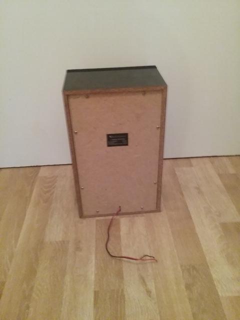 NoName Speaker Back