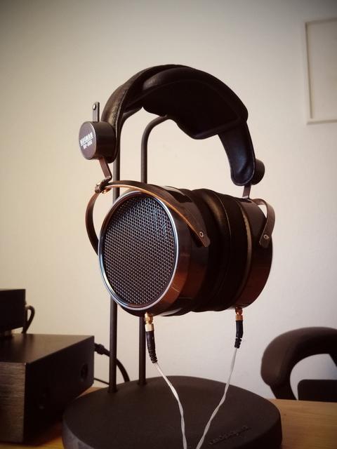 Audioquest Perch, Hifiman HE 500