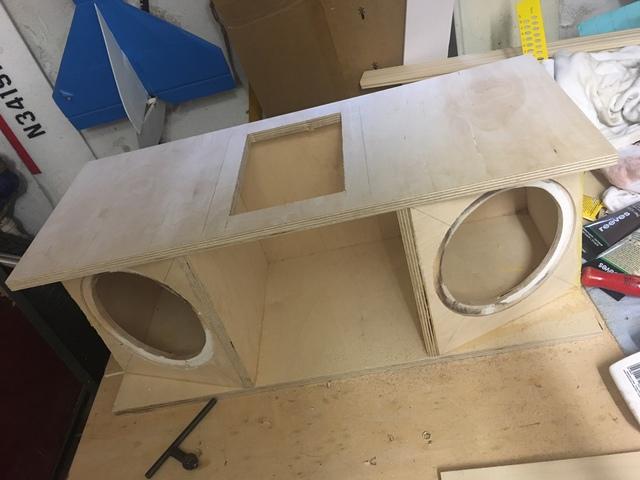Boxbau 2. Projekt