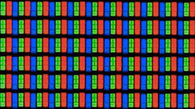 Pixelstruktur Sony X930e