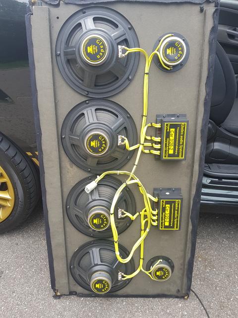 Gladen Audio System