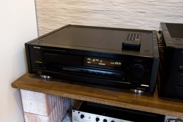 Onkyo A-8990, DX-6990