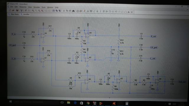Entwurf Aktivfilter