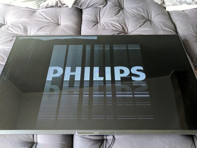 Philips 55PFL6008K/12 Defekt - Panel? Mainboard? Netzteil