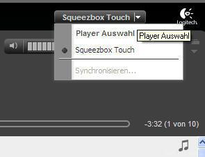 SBS 7 5 1 Player Auswahl