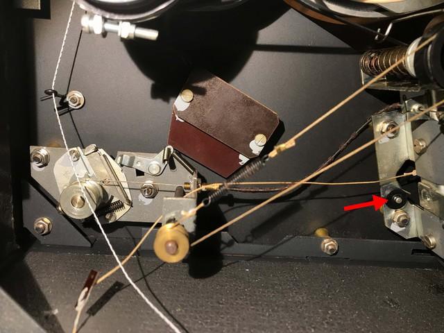 Braun PS500 Innenansicht