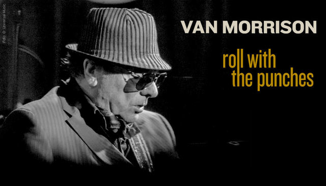 VanMorrison Roll With The Punches