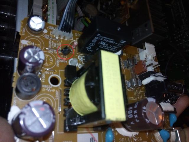 Onkyo TX-NR 414 schaltet nicht mehr ein, Elektronik ... on