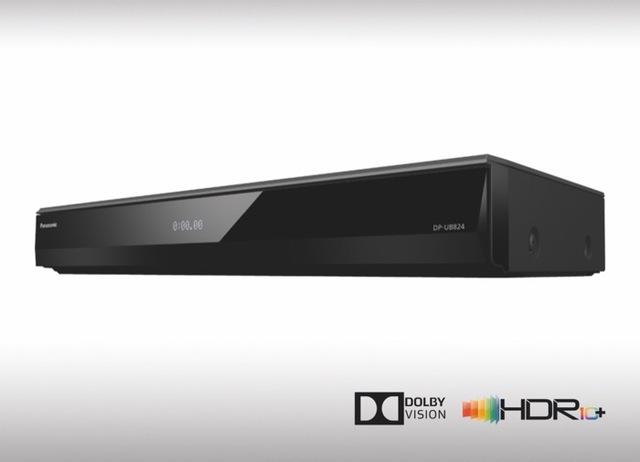Panasonic UHD BD Player 824 HDR10