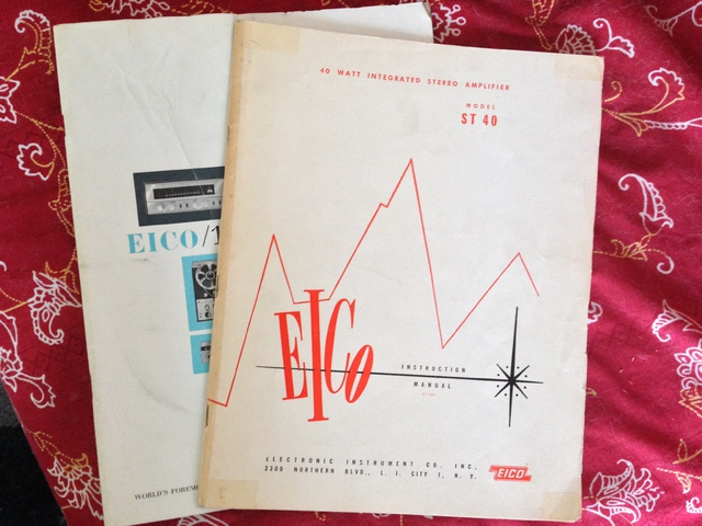 Eico ST 40