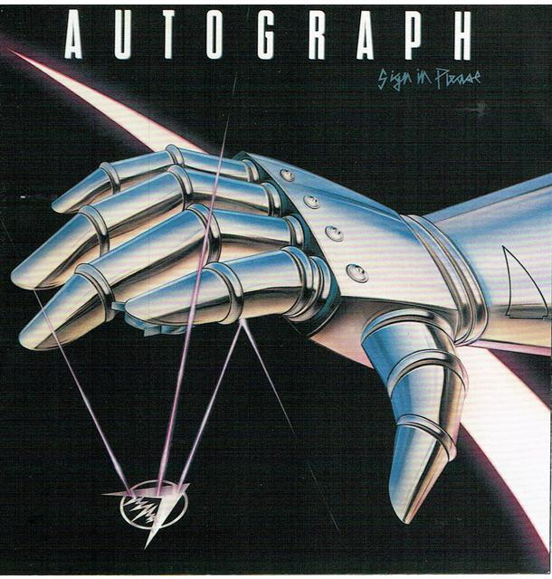Autograph - Sign In Please (CD-Cover)
