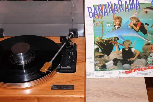Bananarama - Deep Sea Skiving (LP-Cover Dual)