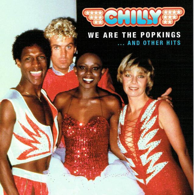 Chilly - We Are The Popkings... And Other Hits (CD-Cover)