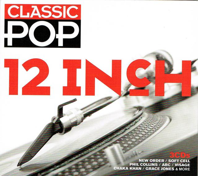 Classic Pop 12 Inch (CD-Cover)